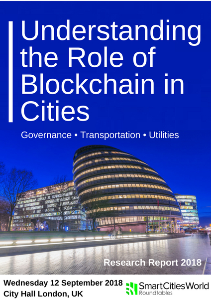 Panel Debate & Round table Event - Understanding the Role of Blockchain in Cities