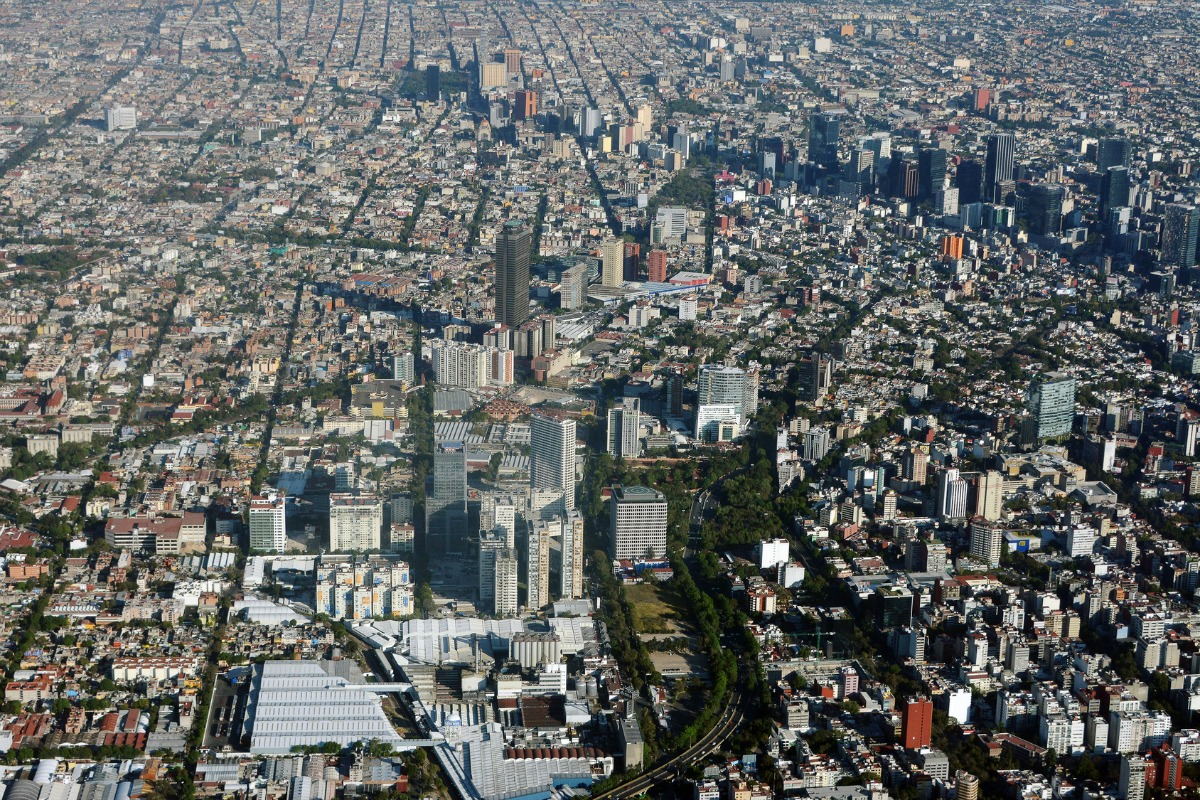 Mexico City is one of the world's biggest markets for smart city applications