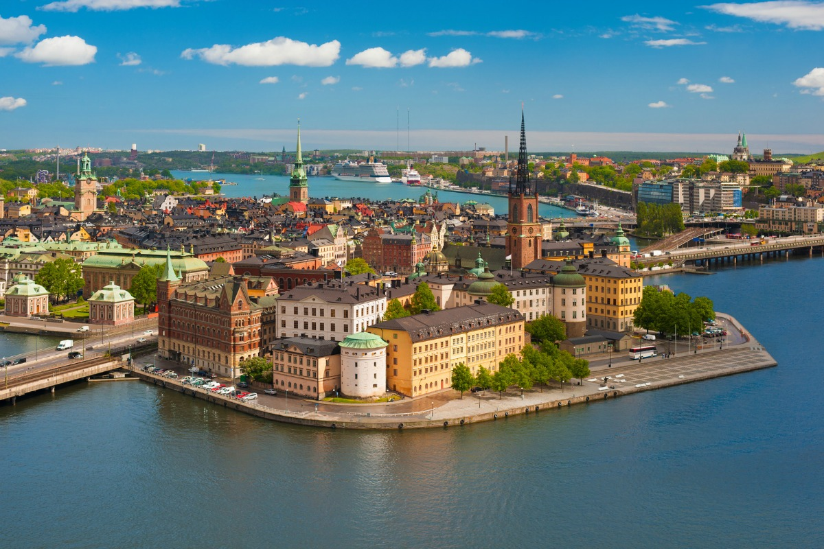 Stockholm wants to be the world's smartest city by 2040