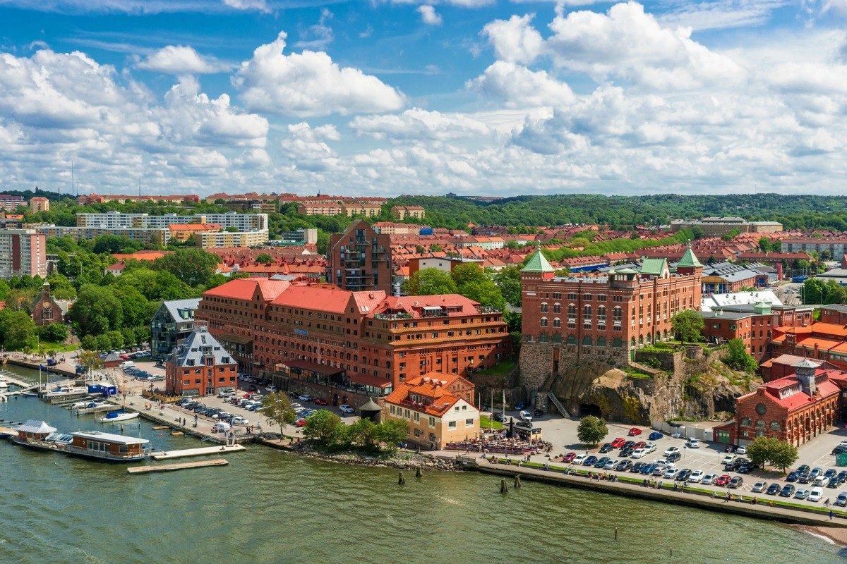 Gothenburg is one of 10 European cities chosen from 17 EU member states