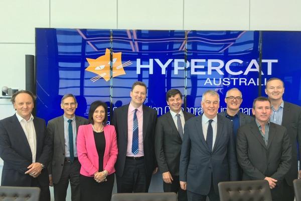 Australia bids to help global adoption of Hypercat