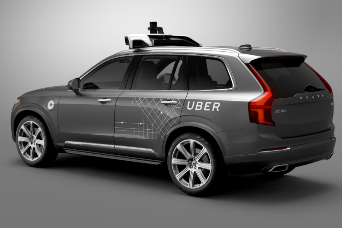 Base vehicles will be maunfacturered by Volvo and purchased by Uber