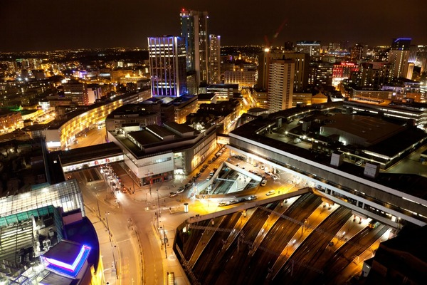 Innovation week first for UK's second city