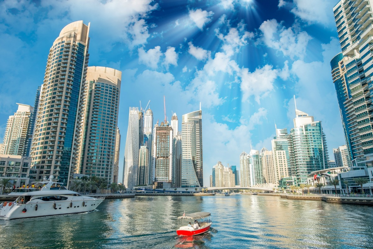 Dubai wants to become one of the most sustainable cities in the world