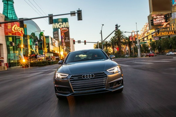 Audi launches first vehicle-to-infrastructure tech in the US