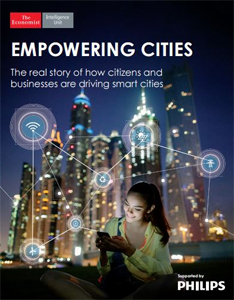Empowering Cities - Harnessing Digital Technologies