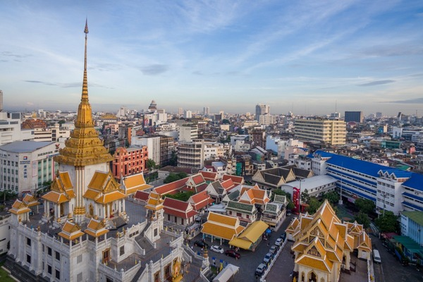 UK and Thailand partner to help create smarter cities
