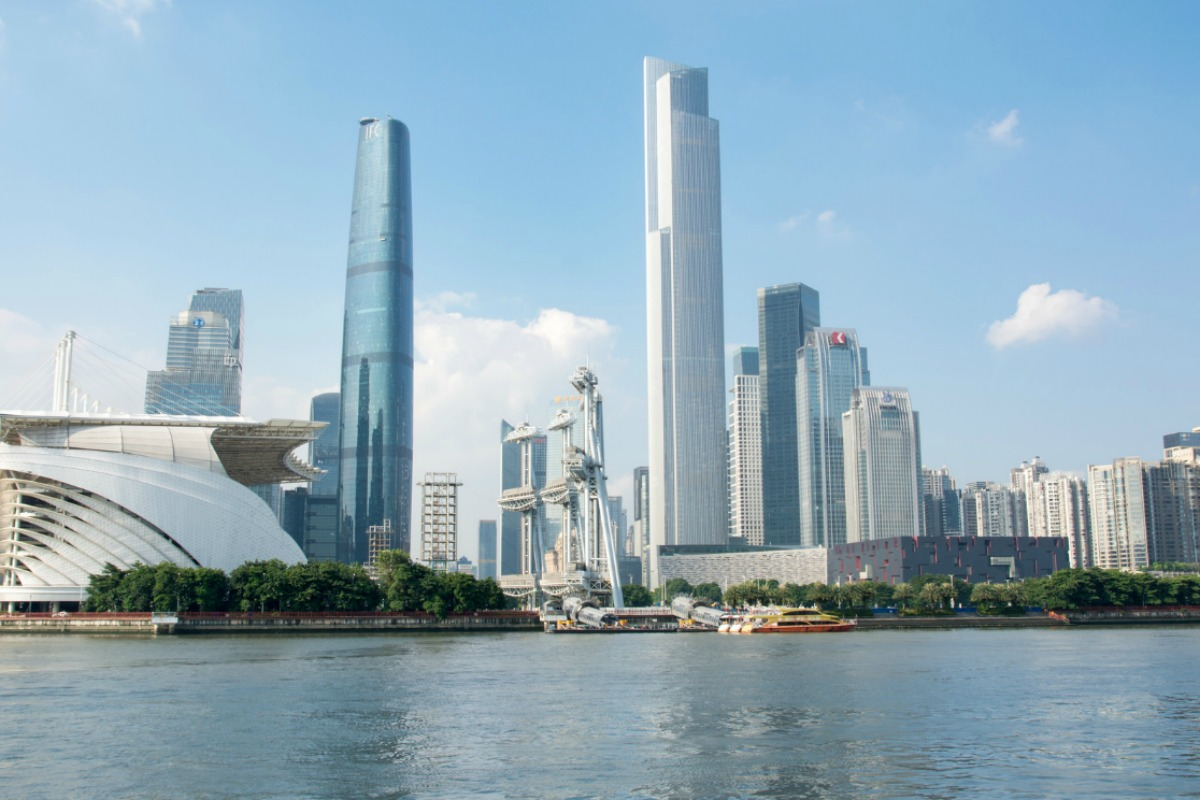 Guangzhou: Chinese cities are seeing rapid adoption of the IoT