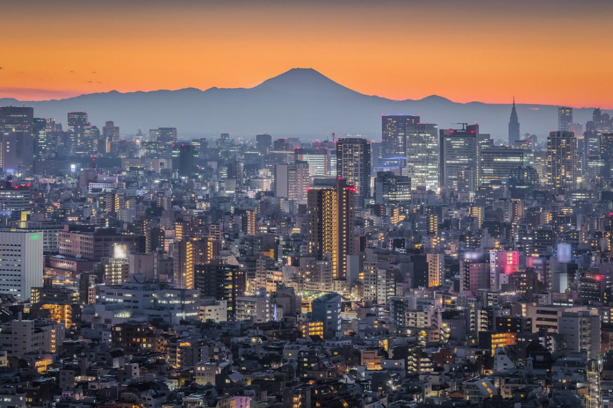 The IoT continues to gain huge momentum in Japan