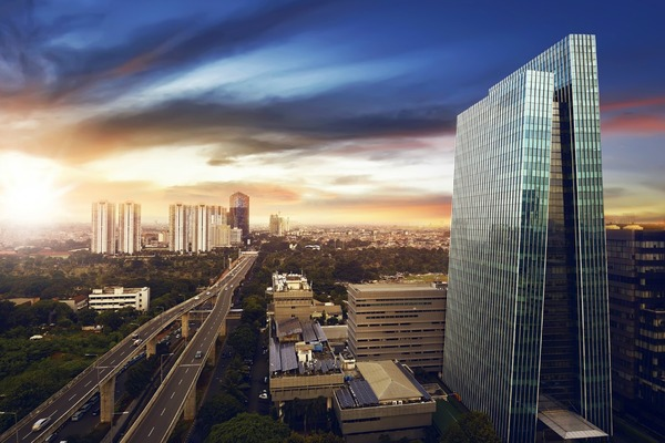SoftBank eyes investment in Indonesia's new smart capital city