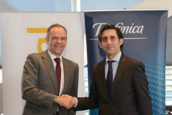 Infrastructure giant partners with Telefónica