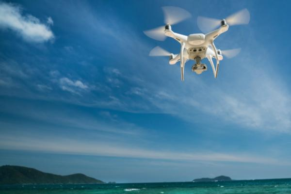 Drone-collected data goes live in the cloud