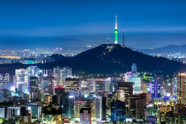 China, Japan, and South Korea lead smart city initiatives