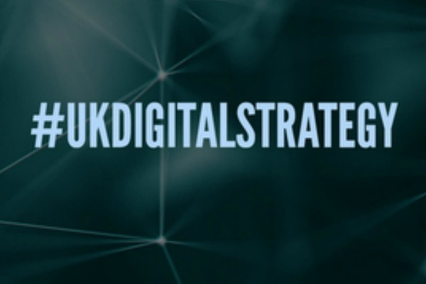 UK government publishes digital strategy