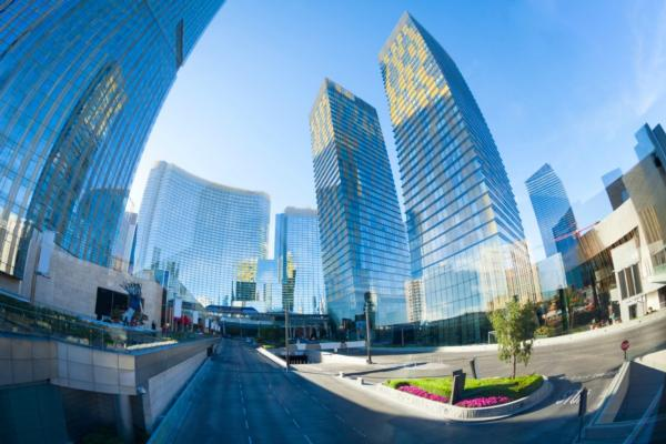 Las Vegas teams with Cisco to become smart city