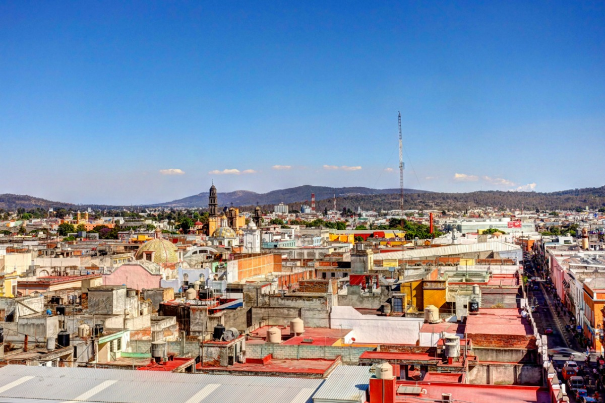 For three days the city of Puebla will become the capital city of smart metropolises
