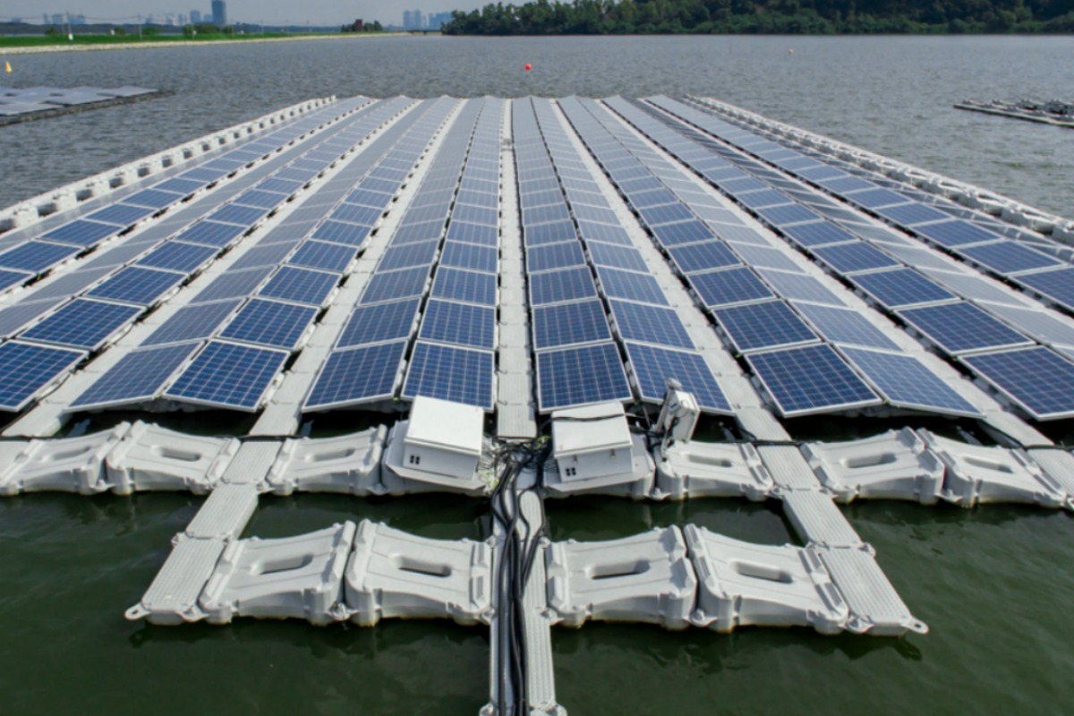 Floating solar represents a real way to Singapore to harness its limited space for renewable energy generation.