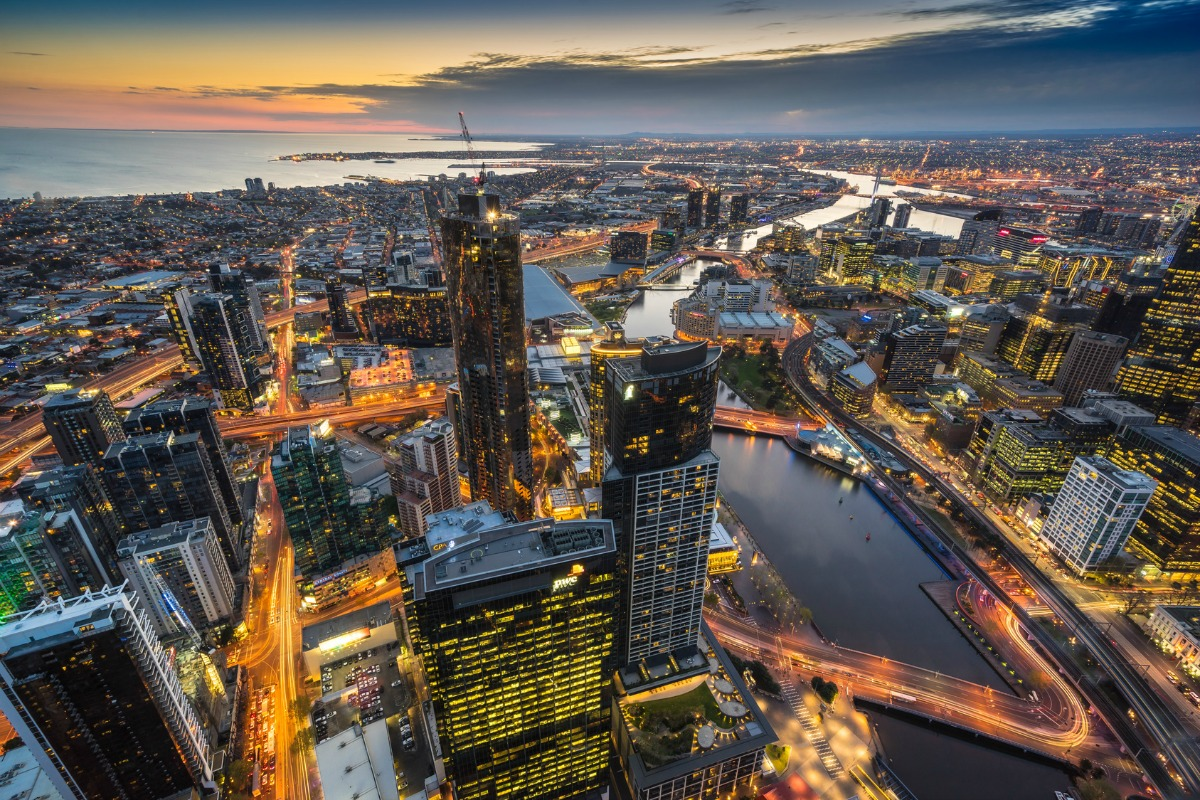 The 10-year plan is responding to Melbourne's significant population growth