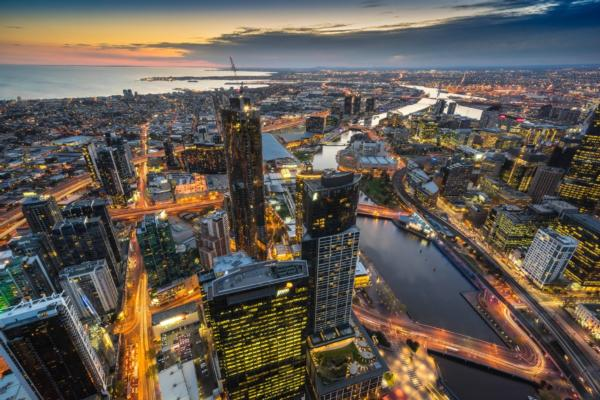 Melbourne wins intelligent community award
