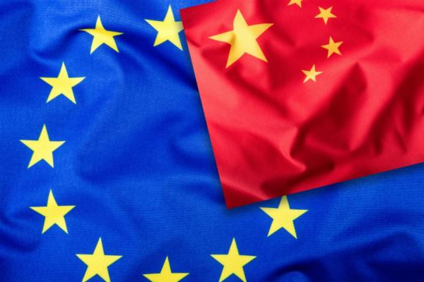 China for Europe and webinar news