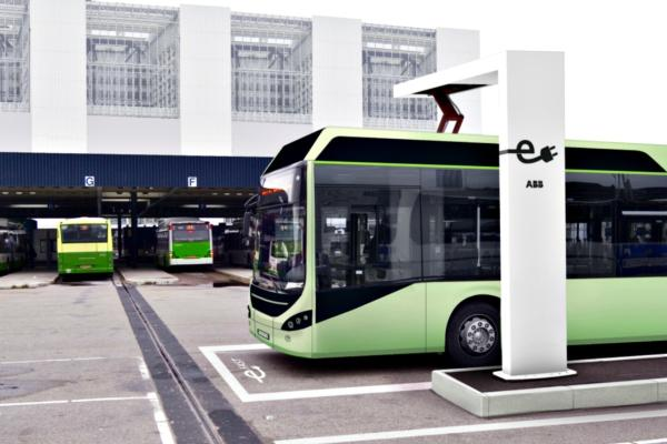ABB further supports electric buses