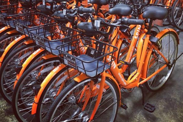 First dockless bike-share launches in Seattle