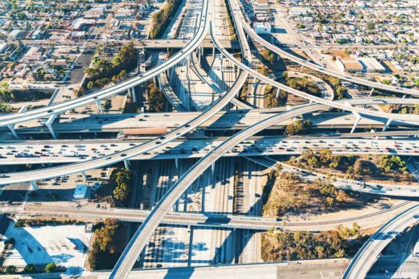 Customer data enhances traffic management system