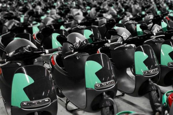 Smartscooters to be deployed in Paris