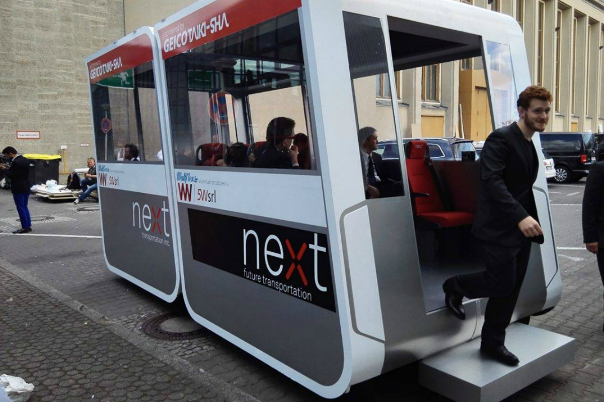 future transportation The next future transportation system is designed to act as an efficient, coordinated urban network still in the early concept stages, the design features a series of modular, self-driving.