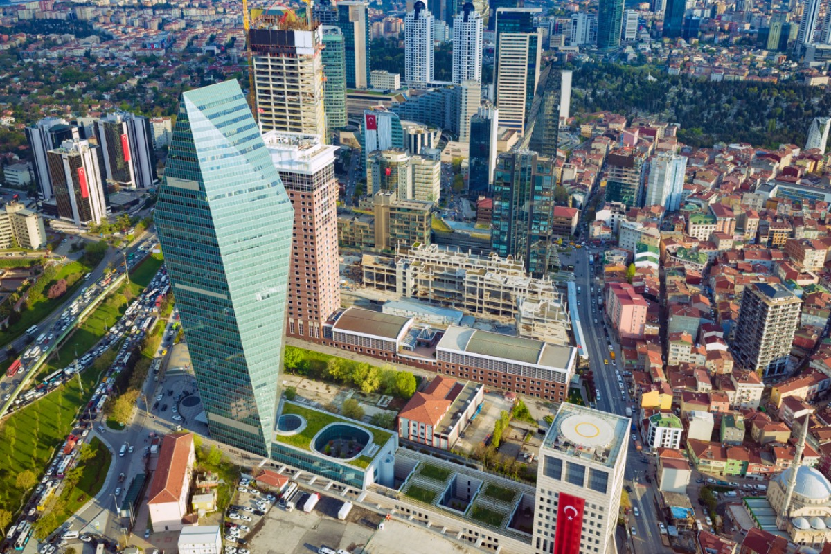 The network will extend Turkey's smart city applications and encourage innovation