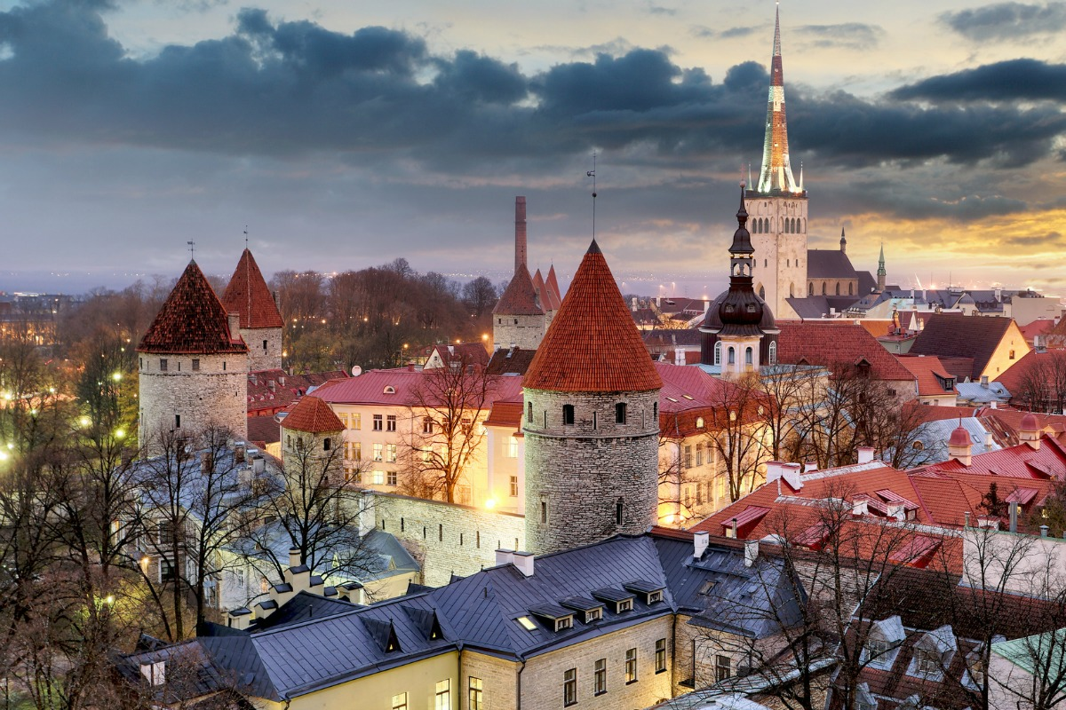 Estonia's capital of Tallinn makes the green capital shortlist
