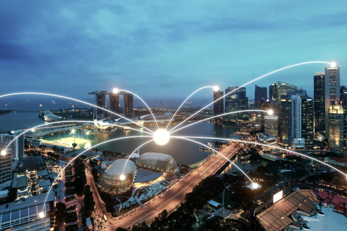 It is hoped the network will spur a range of new smart solutions and applications