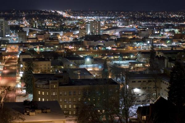 Spokane forms smart city agreement