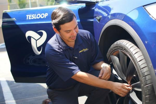 Intelligent tyre trial launched