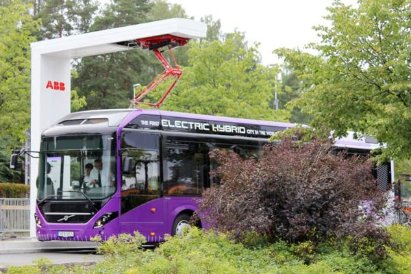 Göttingen city turns to electric buses