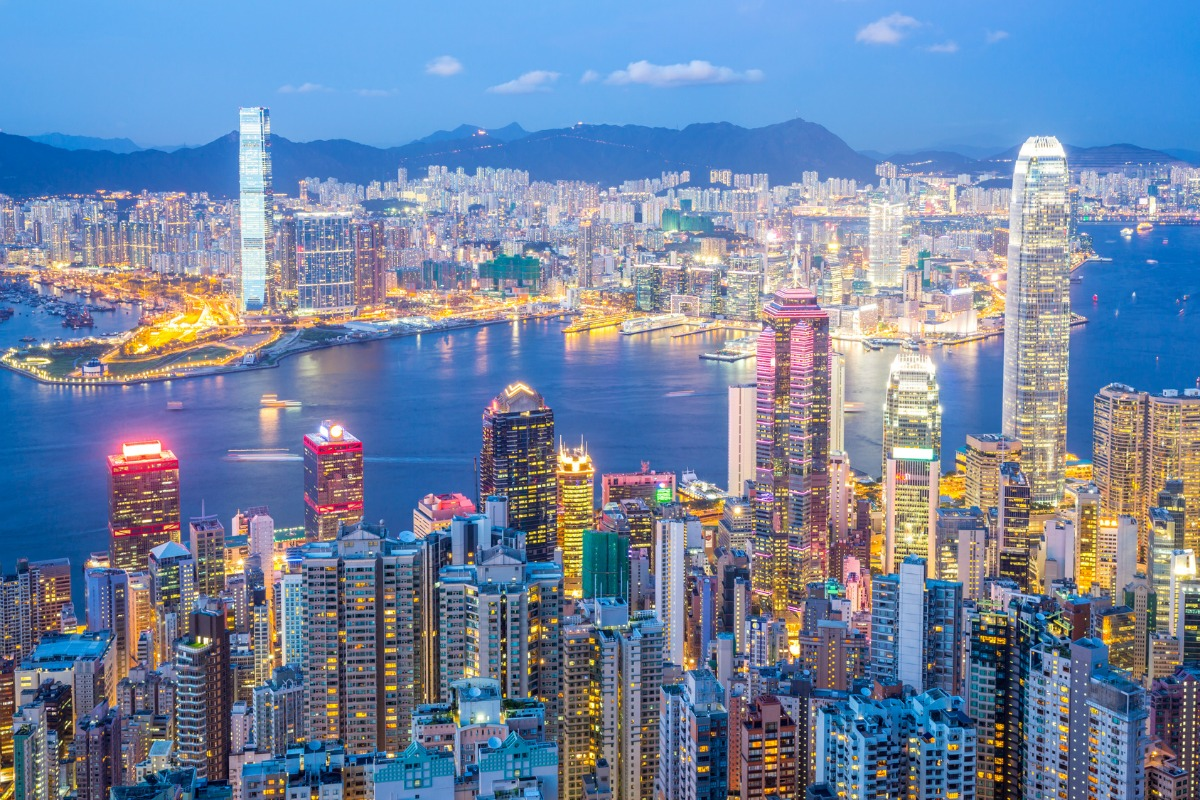 Hong Kong's smart city hub will be powered by Siemens' MindSphere IoT technology
