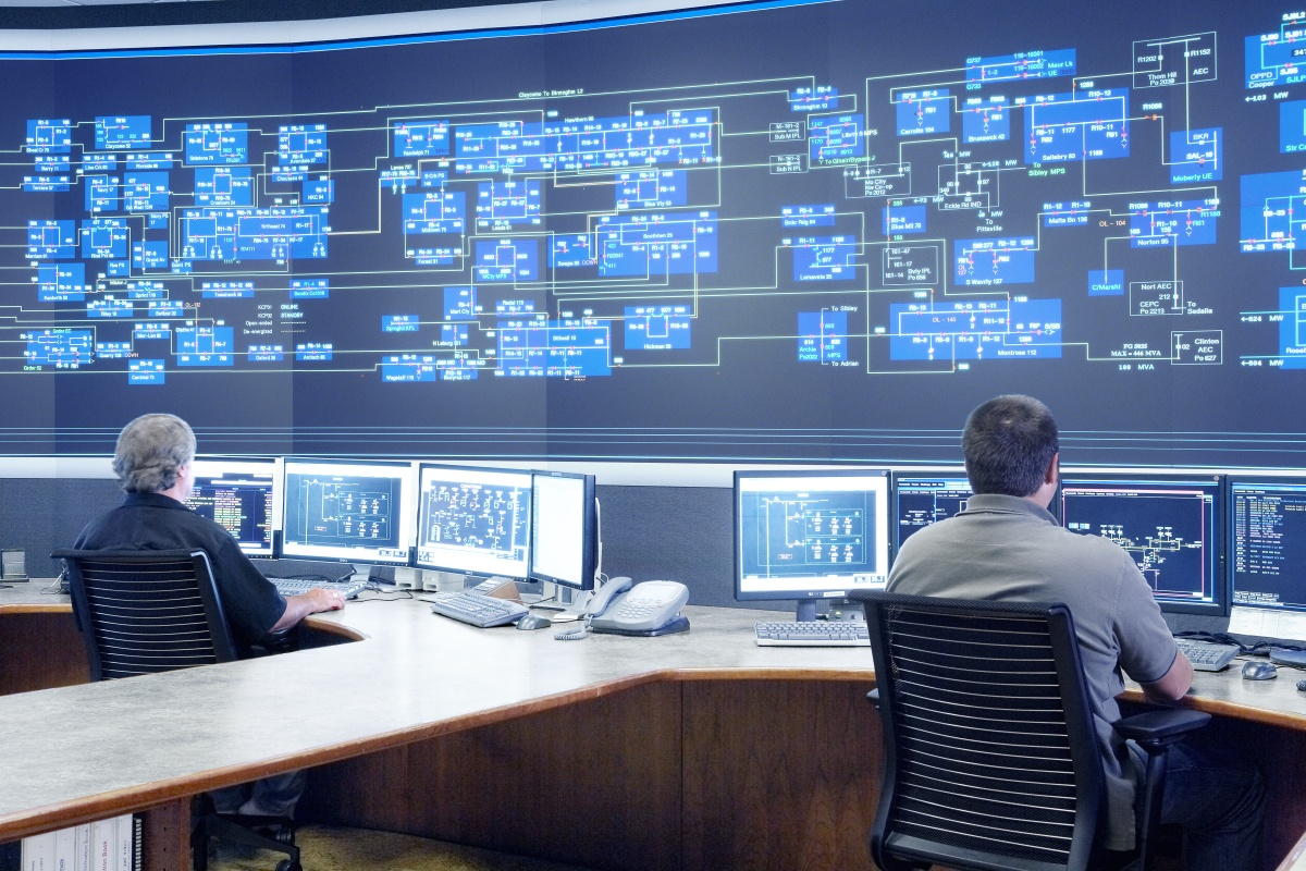 ABB's scalable technology helps to monitor and control the network