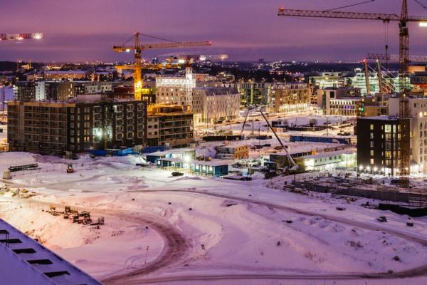Helsinki aims to be carbon-neutral by 2035