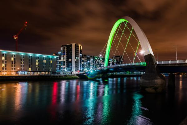 Glasgow becomes a world-leading smart city