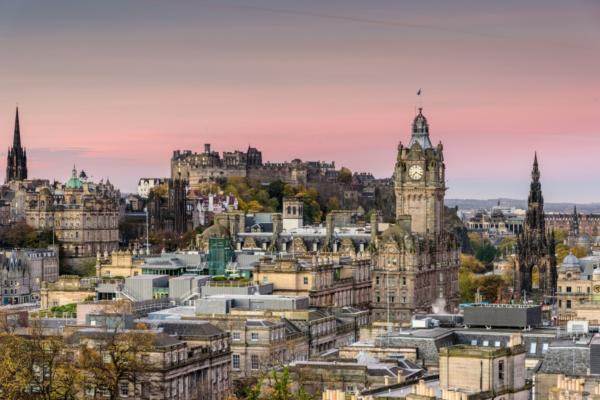 Edinburgh sets out bold vision for 2030 mobility