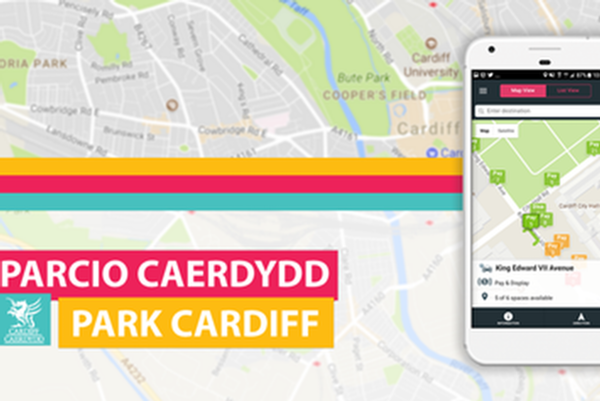 Cardiff rolls out citywide smart parking tech