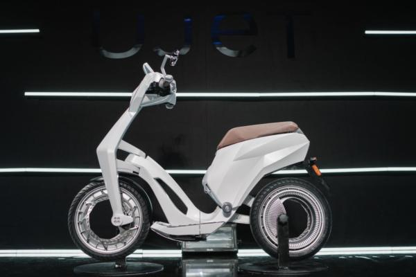 Catch a sneak peek of Ujet e-scooter at Expo
