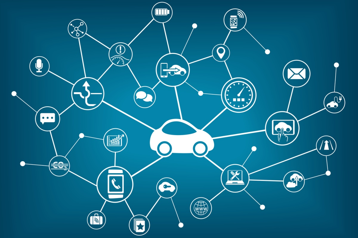 Revenues from integrated vehicle apps will exceed $2.2bn by 2023, says Juniper