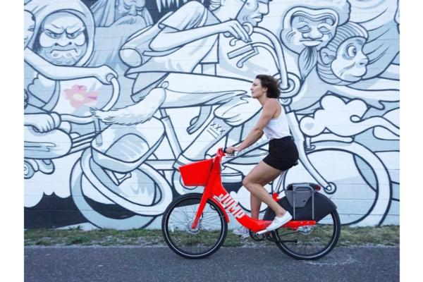 Shared e-bikes hit the streets of DC