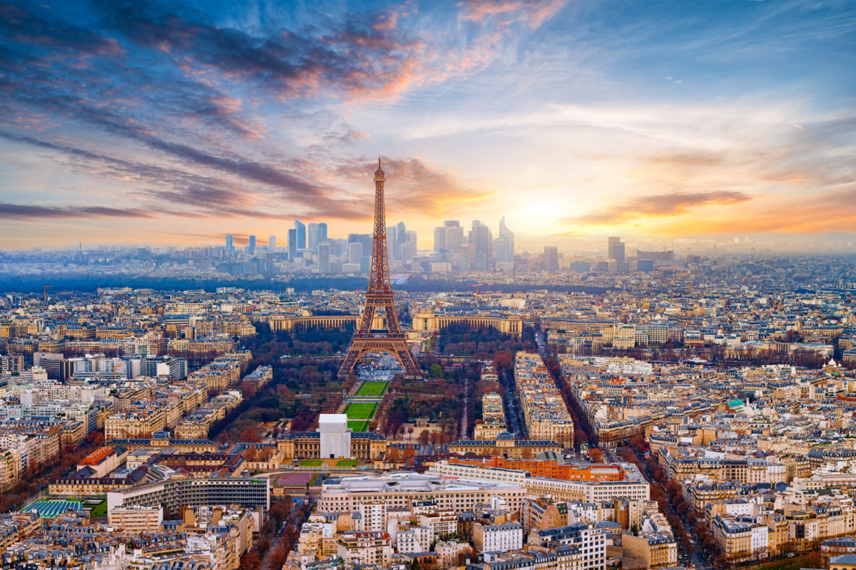 Plug And Play's smart cities programme is based in Paris