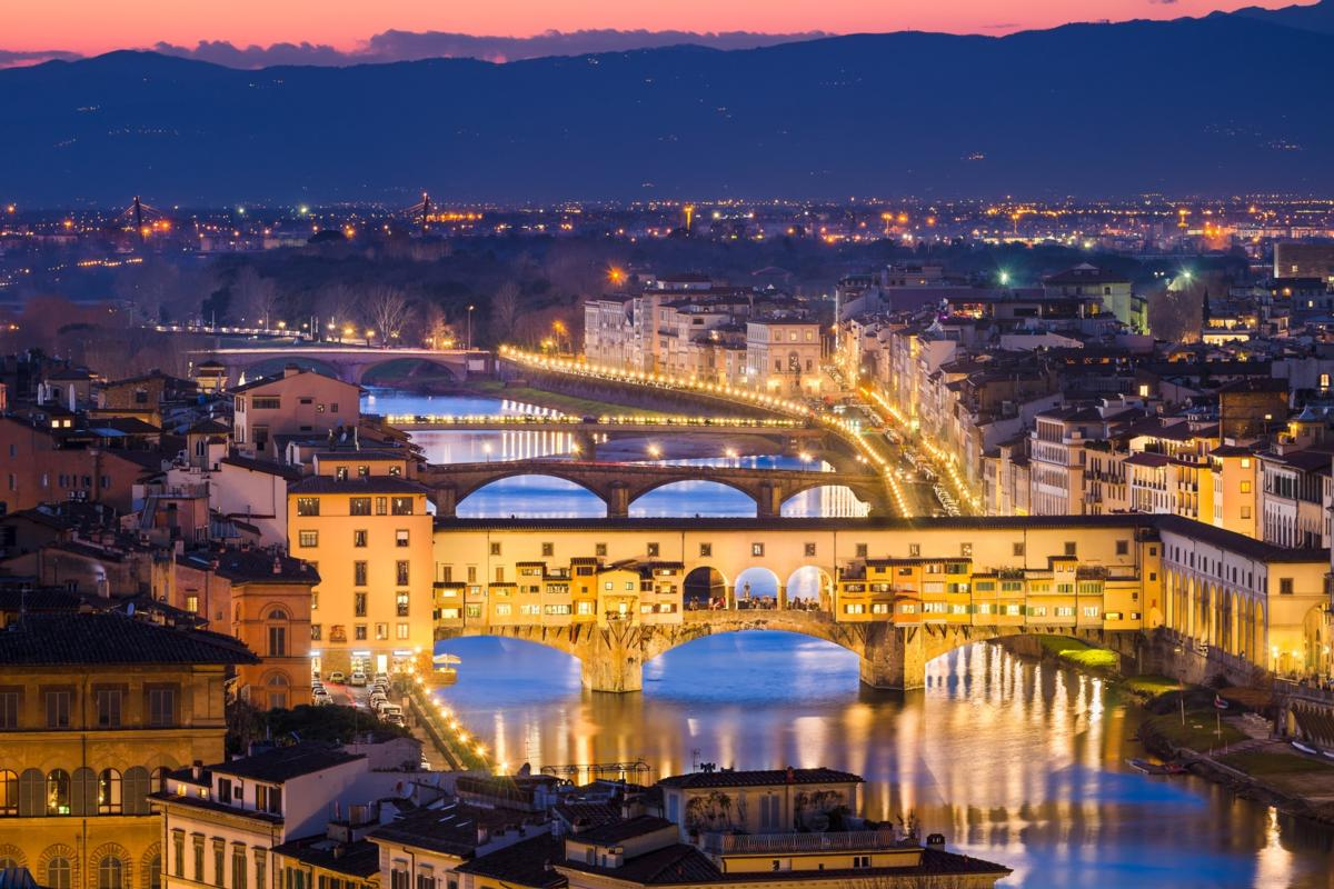 The city of Florence in Italy is one of the early users of the system