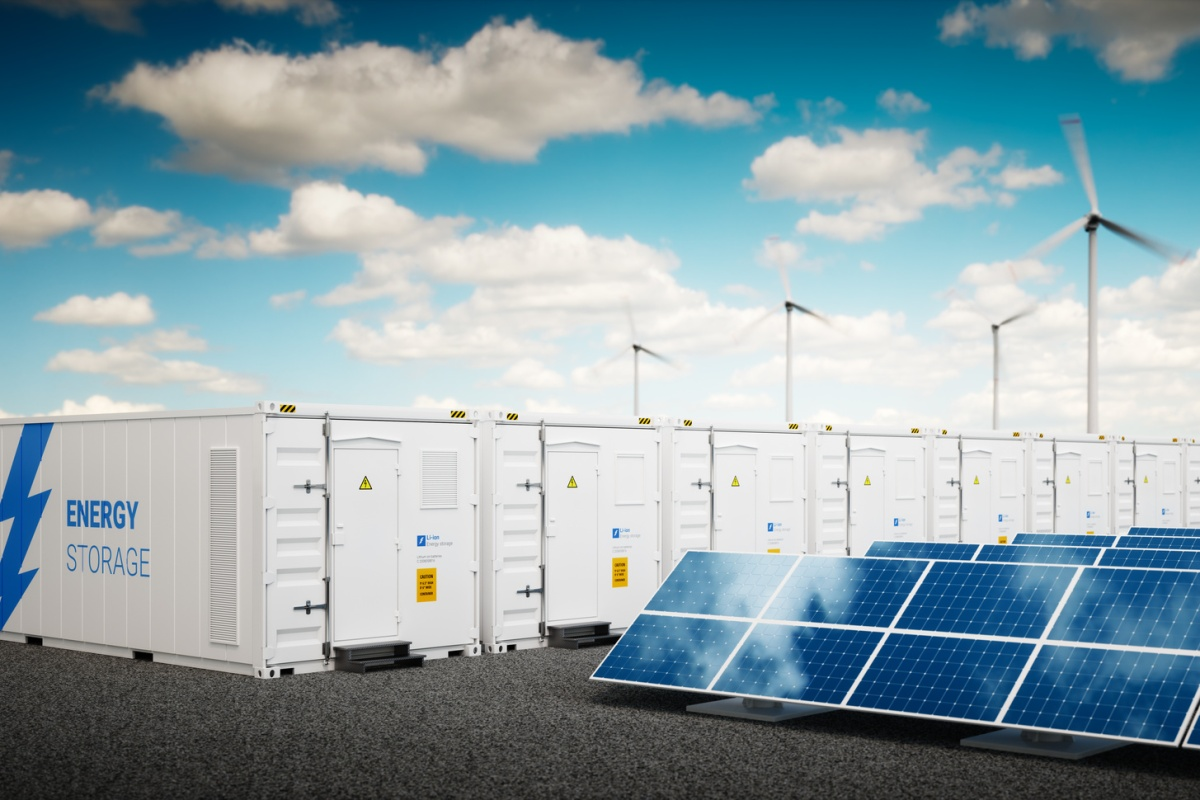Energy storage is poised to support the delivery of low carbon DER