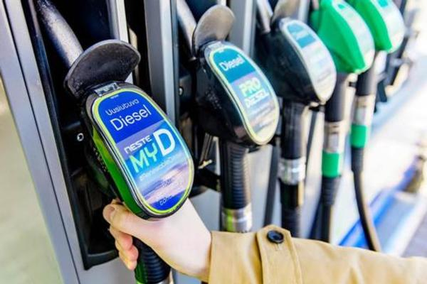 Espoo opts for renewable diesel