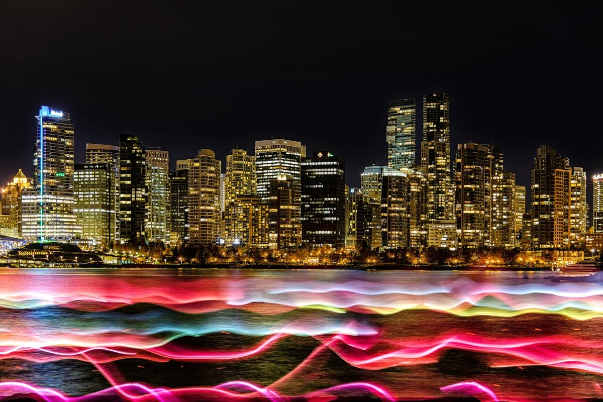 Vancouver has also been shortlisted in Canada's Smart Cities Challenge