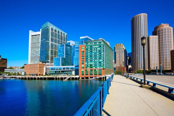 Boston sets roadmap for carbon neutrality
